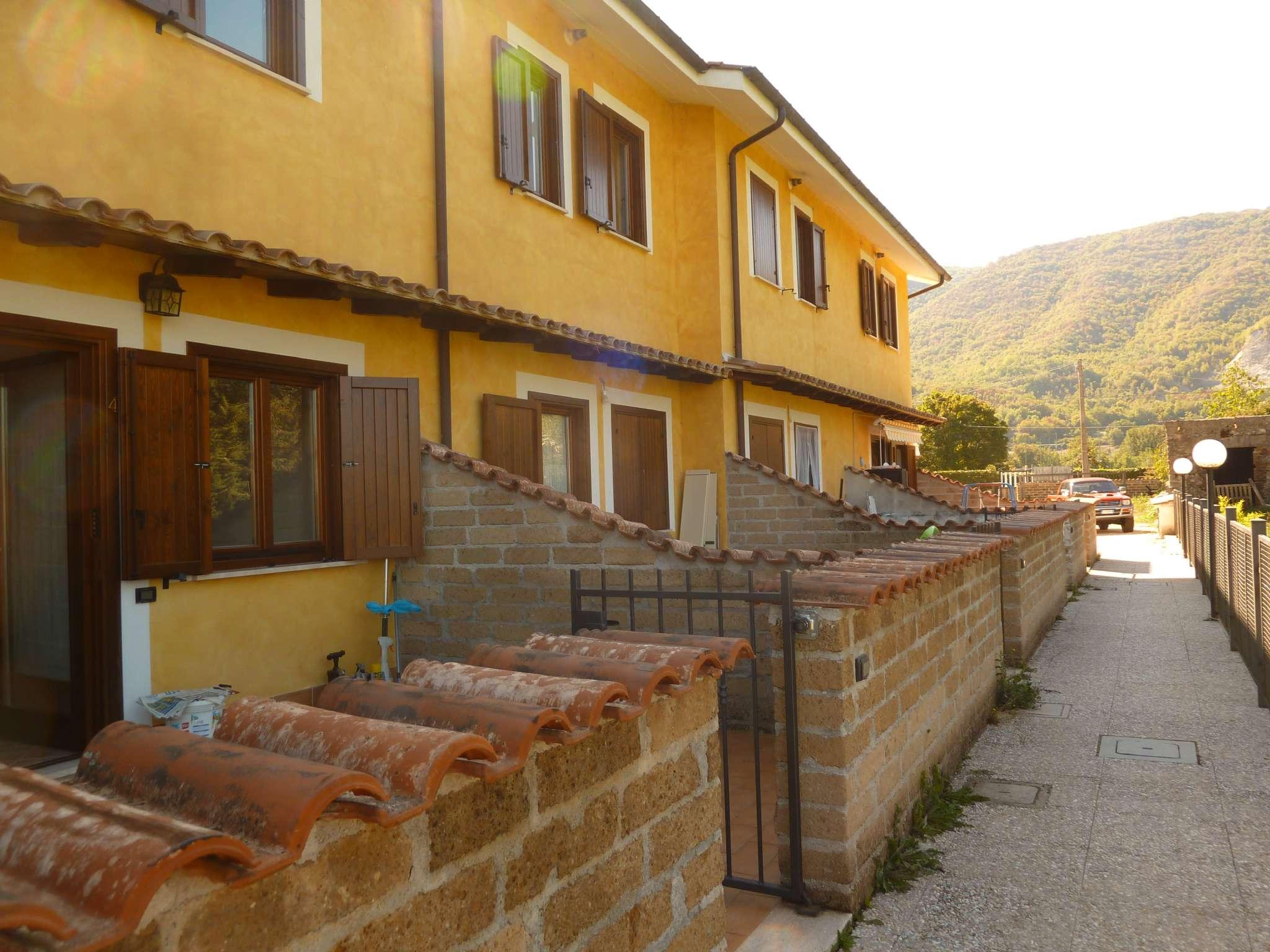 Appartamento in Vendita a Rocca di Botte
