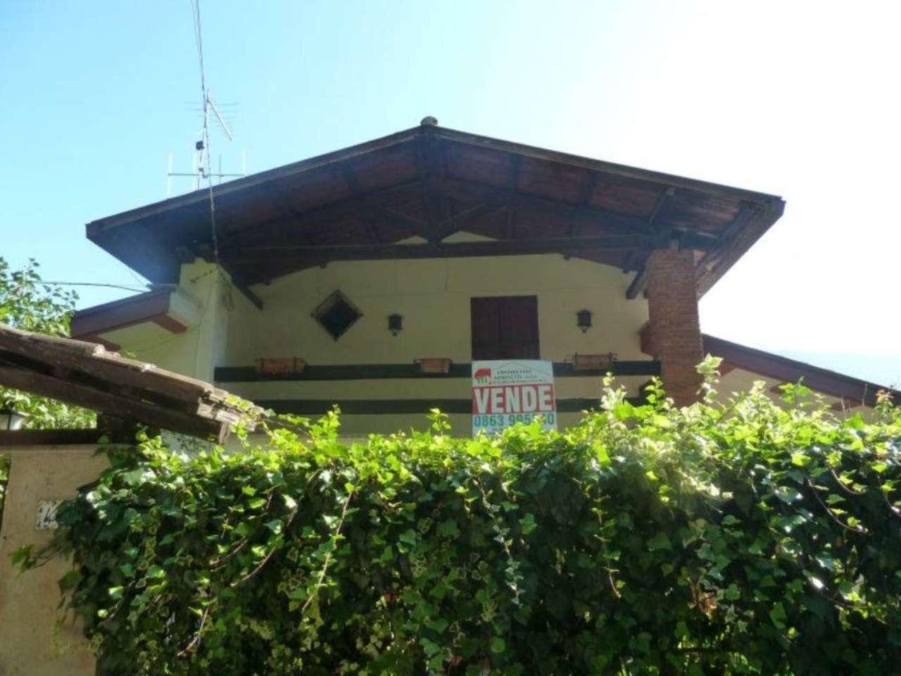 Soluzione Indipendente in vendita a Rocca di Botte, 9 locali, prezzo € 270.000 | Cambio Casa.it