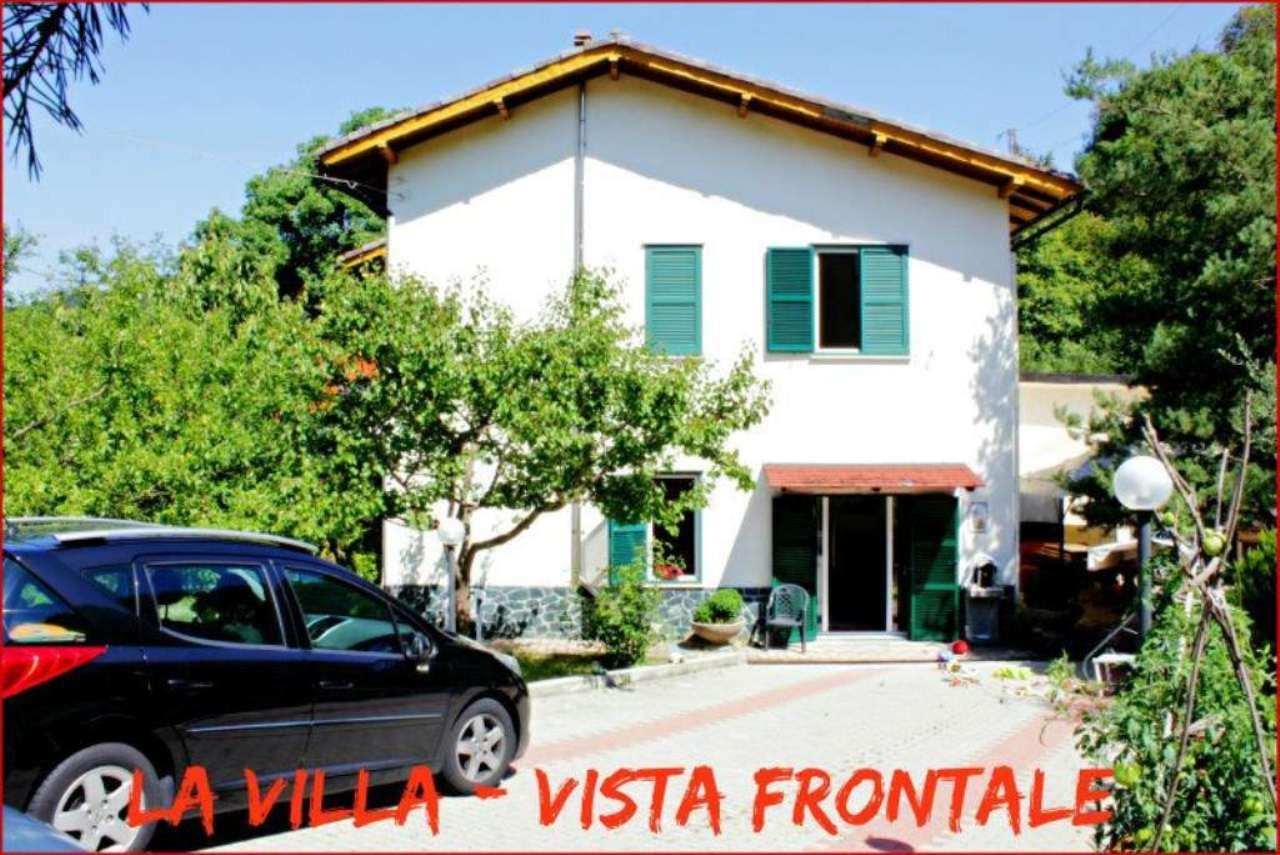Villa in vendita a Sant'Olcese, 6 locali, Trattative riservate | Cambio Casa.it