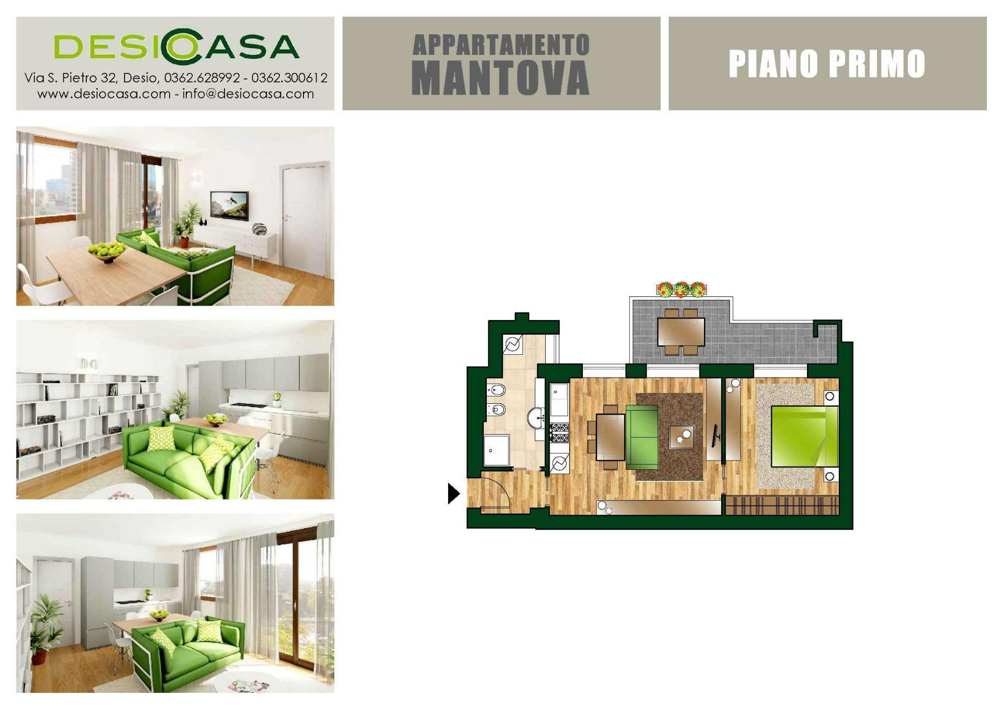 Vendita  bilocale Desio Via Mantova 1 931248
