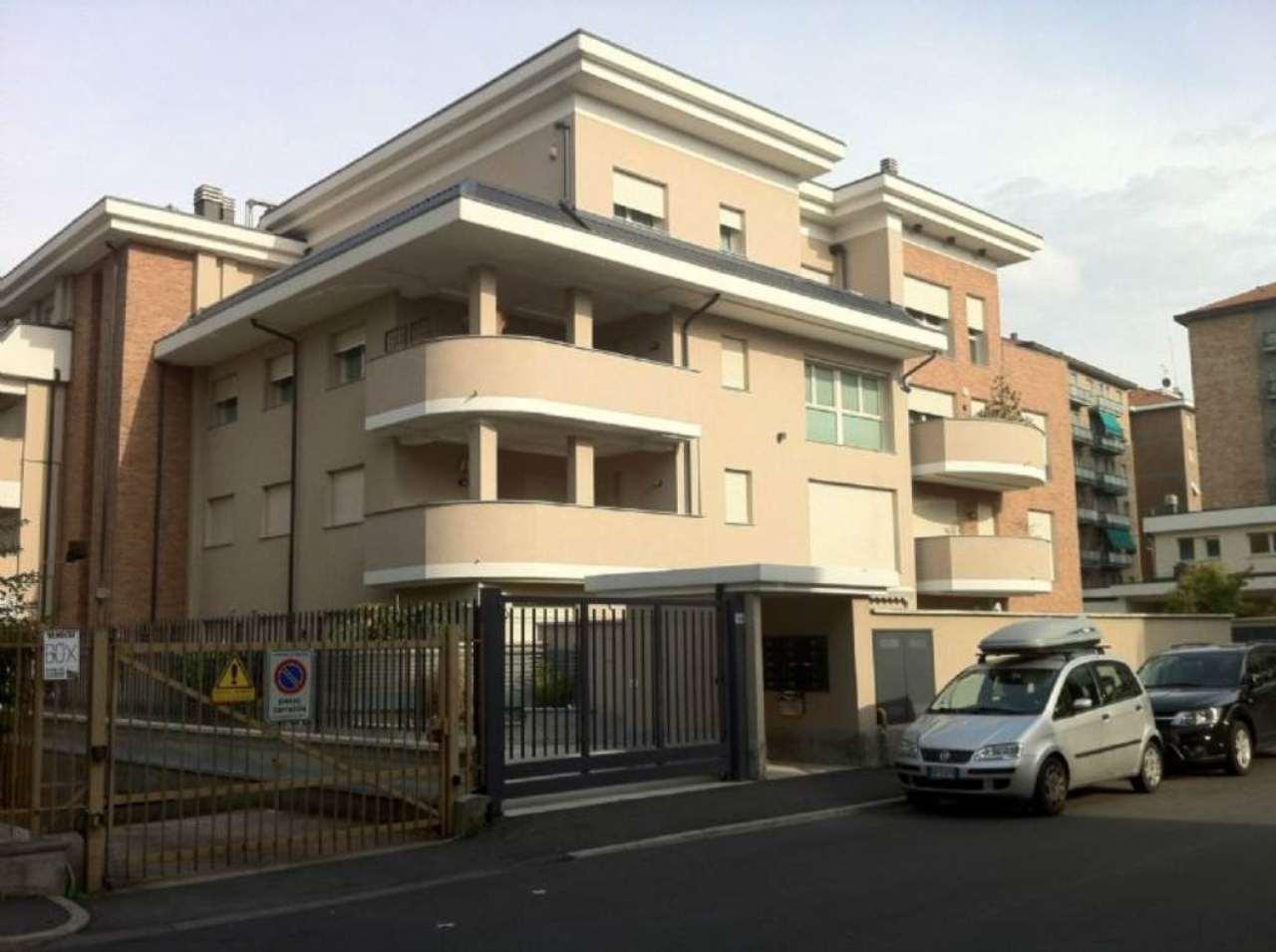 Bilocale Bresso Via Mattei 2