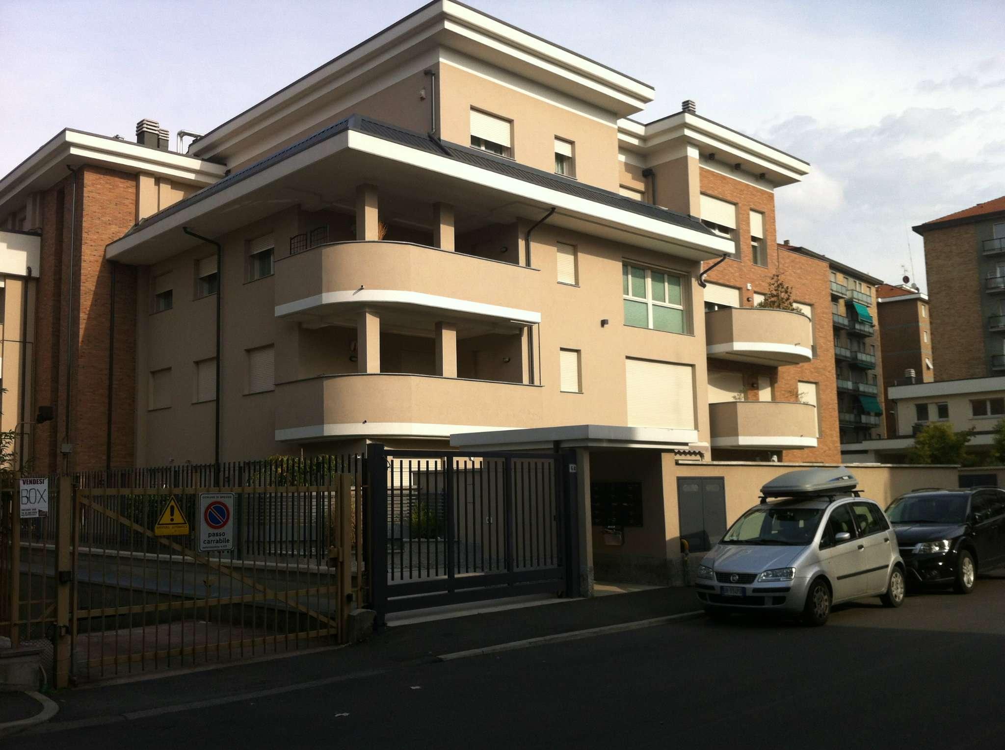 Bilocale Bresso Via Mattei 1