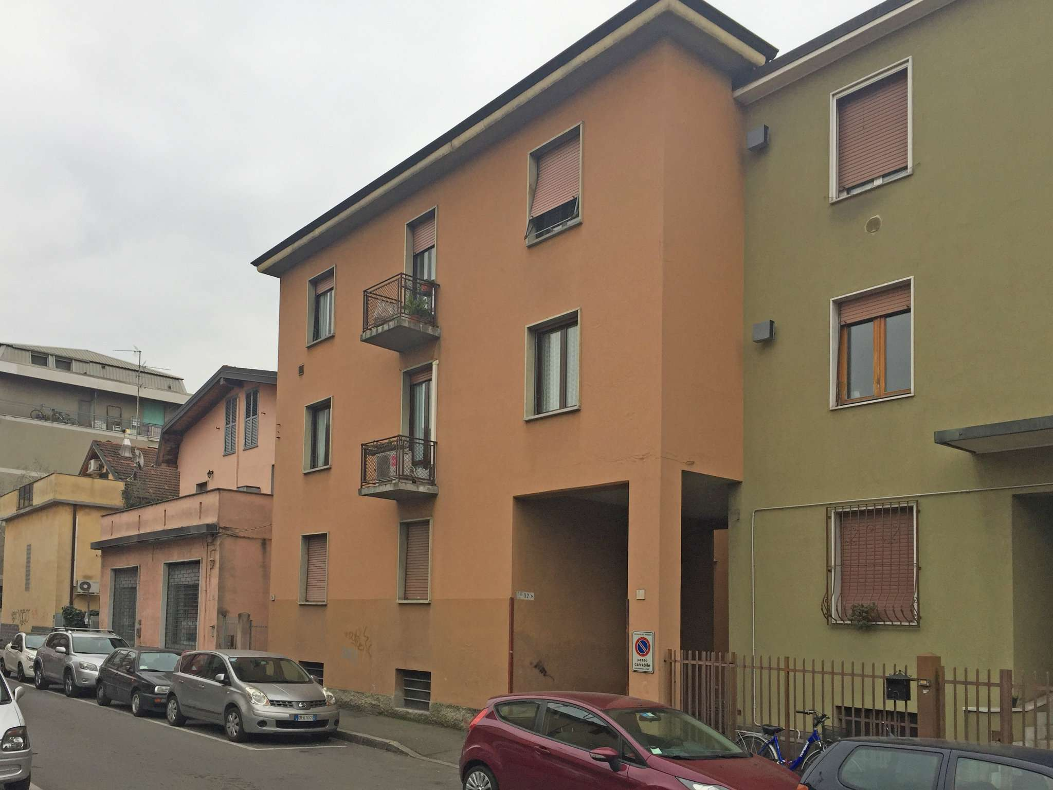 Appartamento in vendita a Bresso, 1 locali, prezzo € 37.000 | Cambio Casa.it