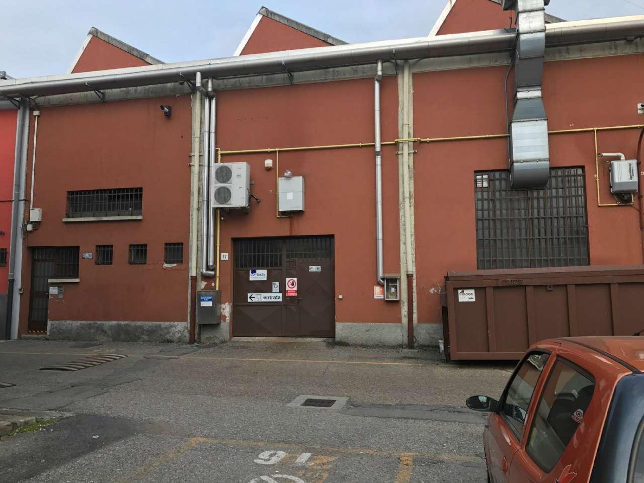 Capannone in vendita a Sesto San Giovanni, 1 locali, prezzo € 460.000 | Cambio Casa.it