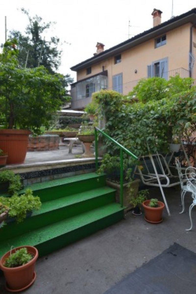 Bilocale Bergamo Via Xx Settembre 2