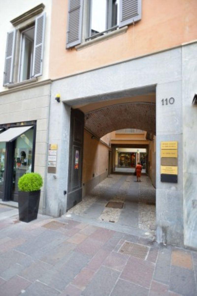 Bilocale Bergamo Via Xx Settembre 9