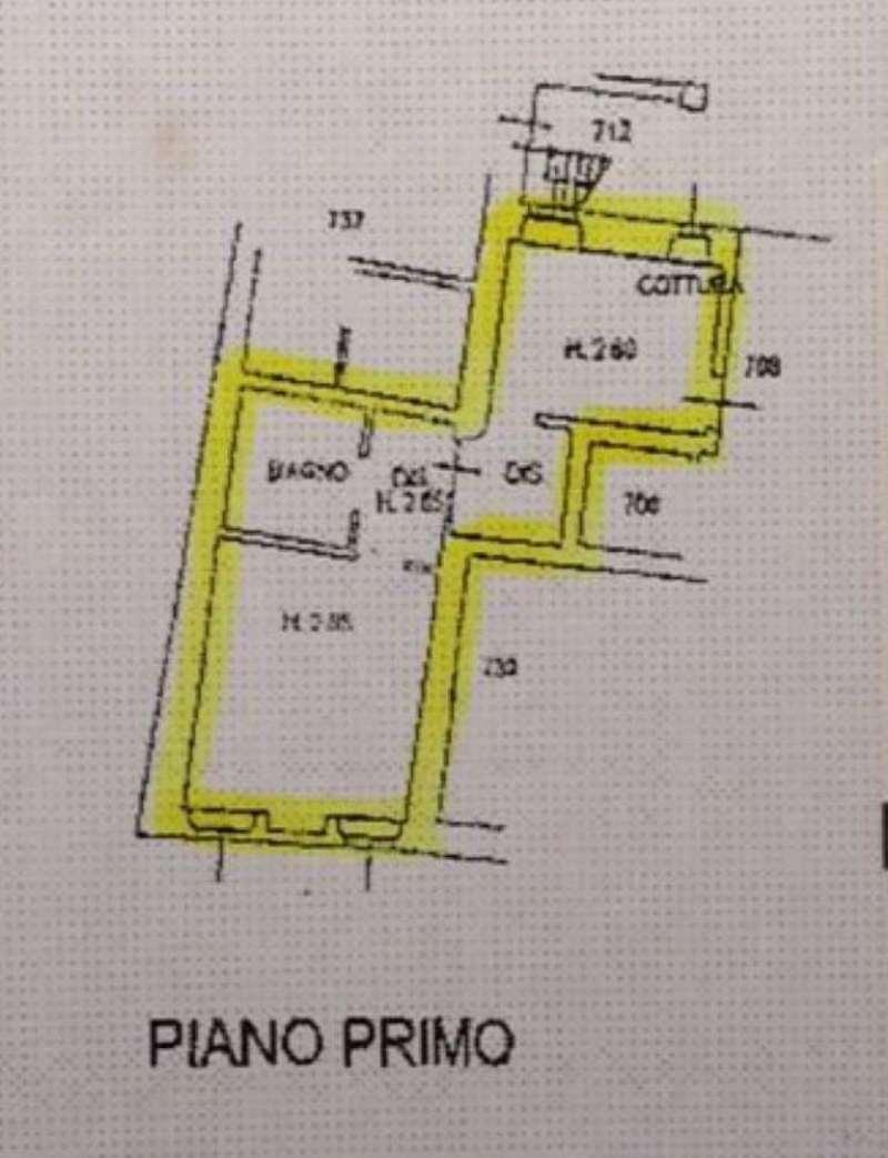 Vendita  bilocale Bergamo Via Broseta 1 897685