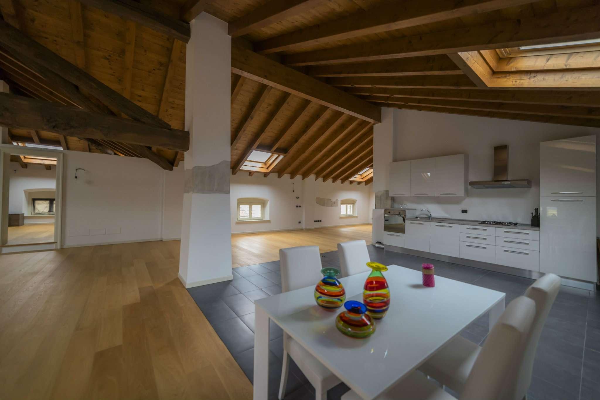 Loft / Openspace in vendita a Ranica, 2 locali, prezzo € 750.000 | CambioCasa.it