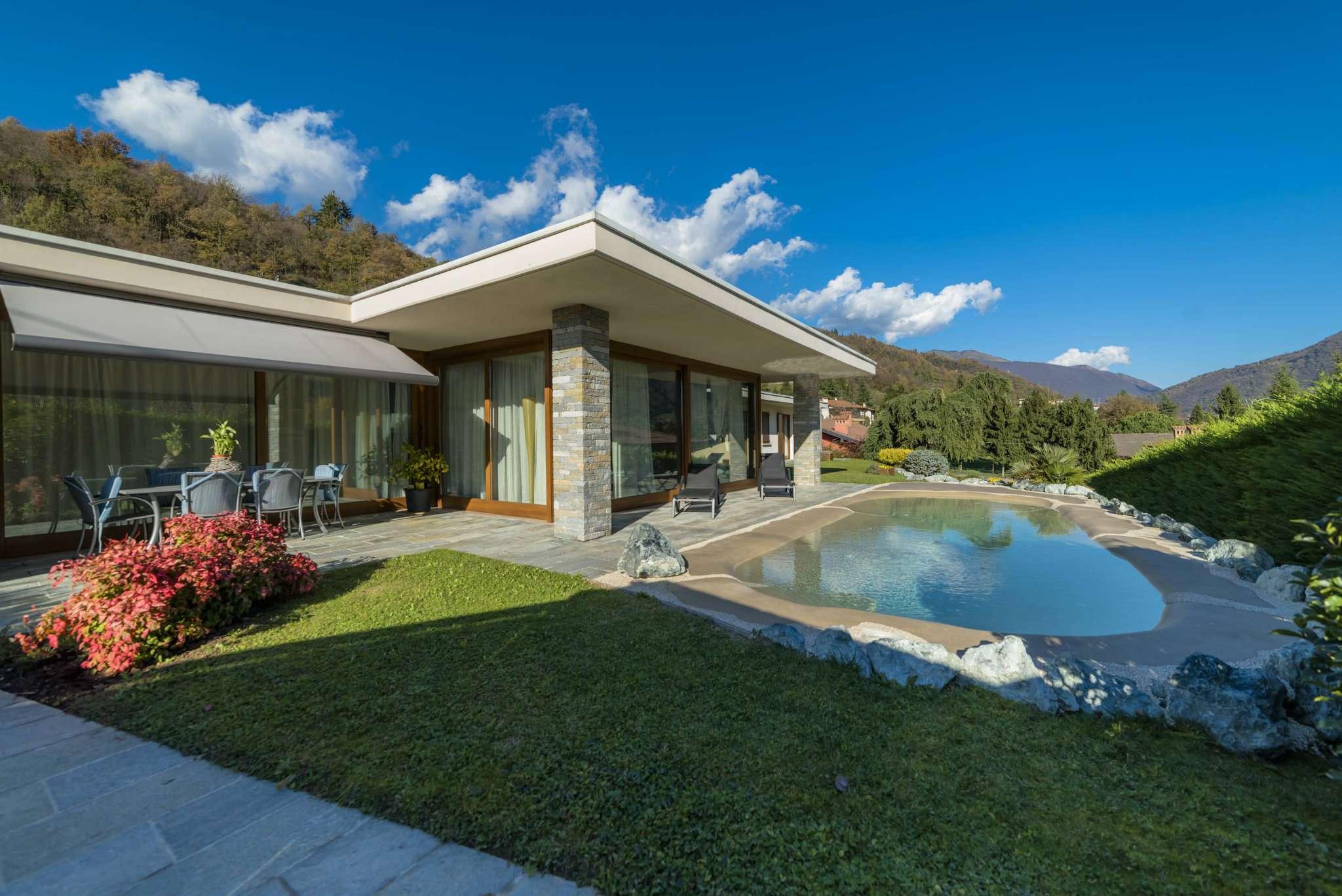 Villa in vendita a Spinone al Lago, 6 locali, Trattative riservate | CambioCasa.it