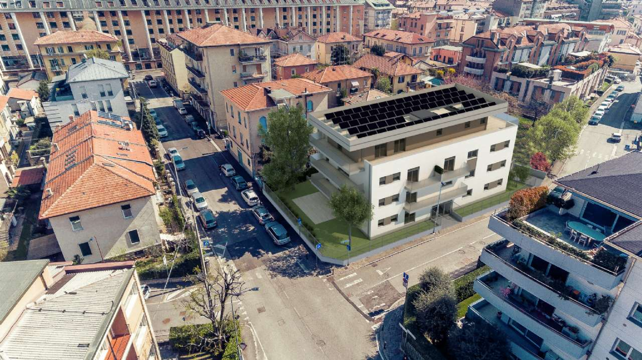 Attico / Mansarda in vendita a Bergamo, 4 locali, prezzo € 870.000 | Cambio Casa.it