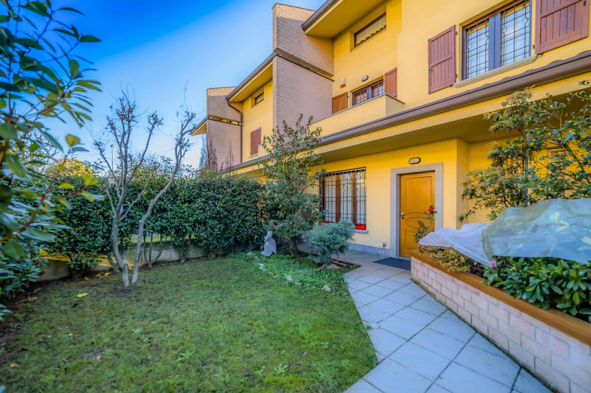 Villa in vendita a Orio al Serio, 6 locali, prezzo € 390.000 | CambioCasa.it
