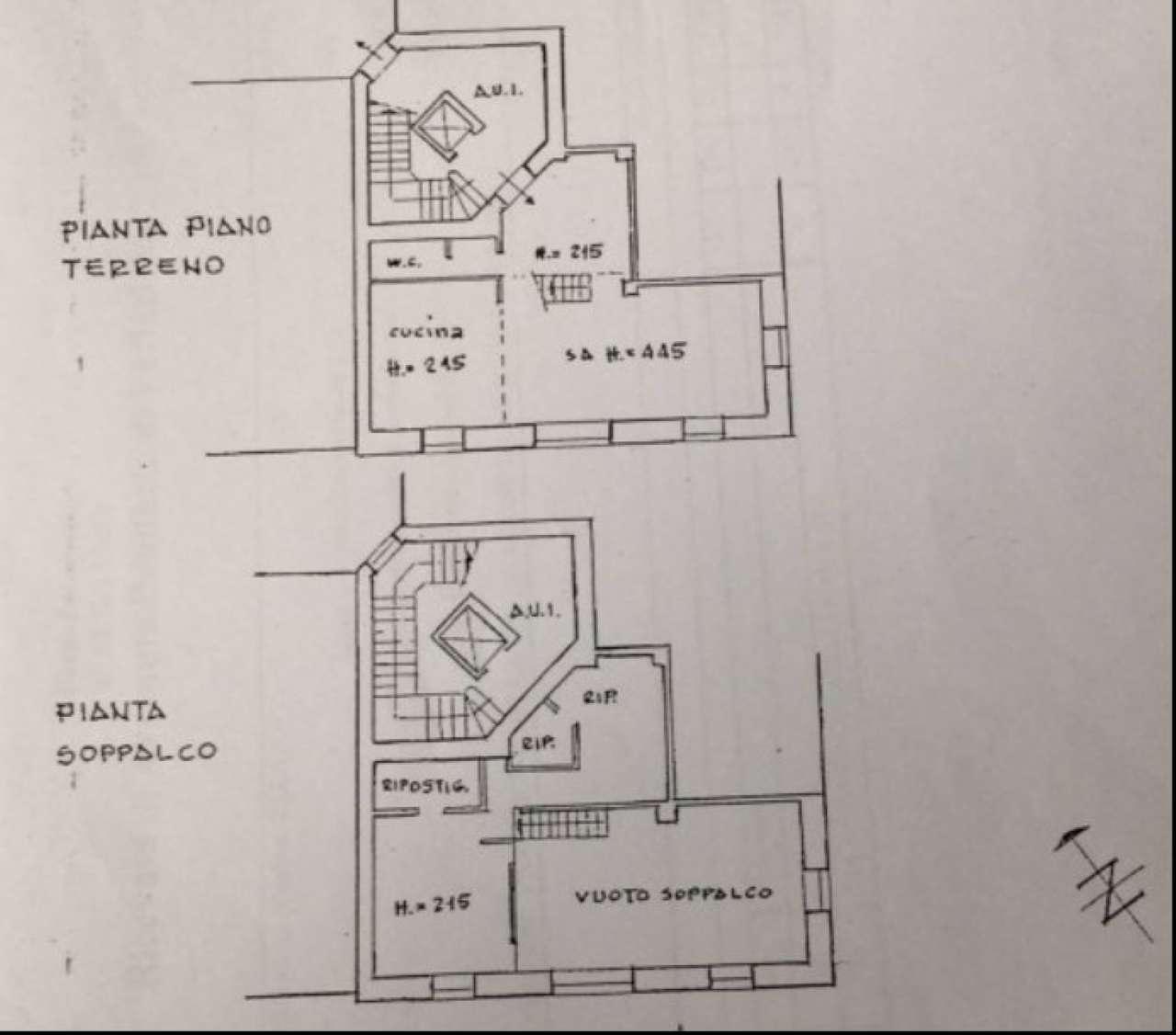 Loft / Openspace in vendita a Bergamo, 4 locali, prezzo € 370.000   CambioCasa.it