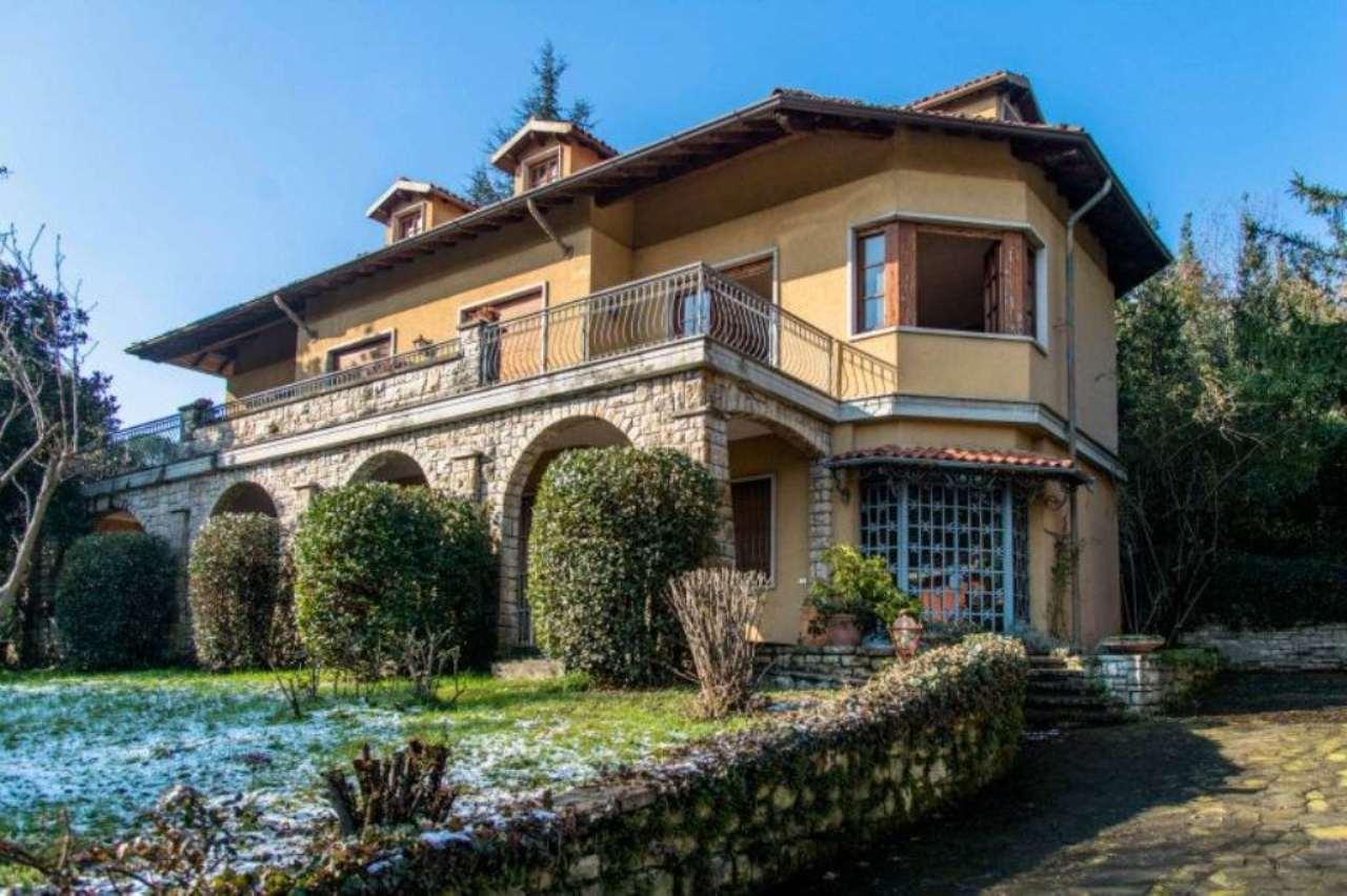 Villa in vendita a Bergamo, 10 locali, prezzo € 1.650.000 | CambioCasa.it