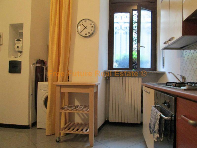 Bilocale Milano Via Maffei 2