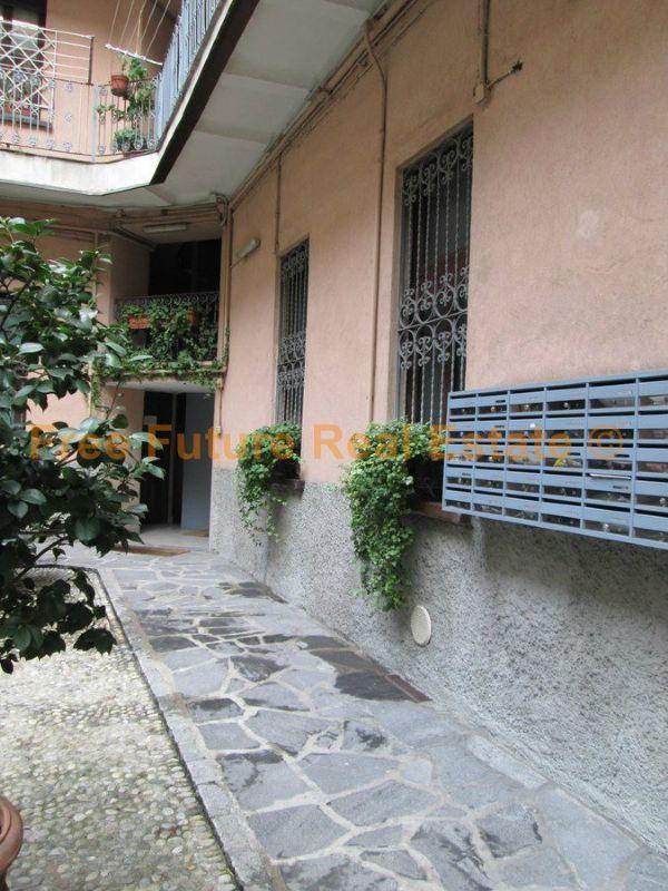 Bilocale Milano Via Maffei 1