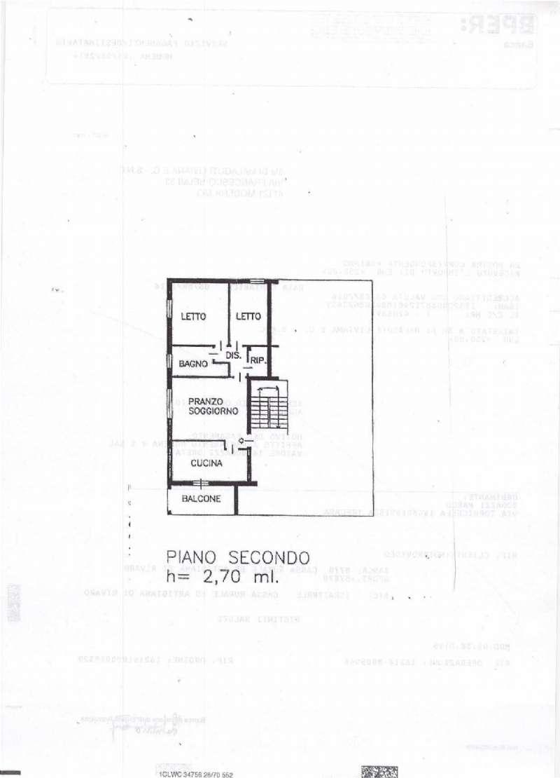 Appartamento in vendita a Bomporto, 5 locali, prezzo € 128.000 | Cambio Casa.it