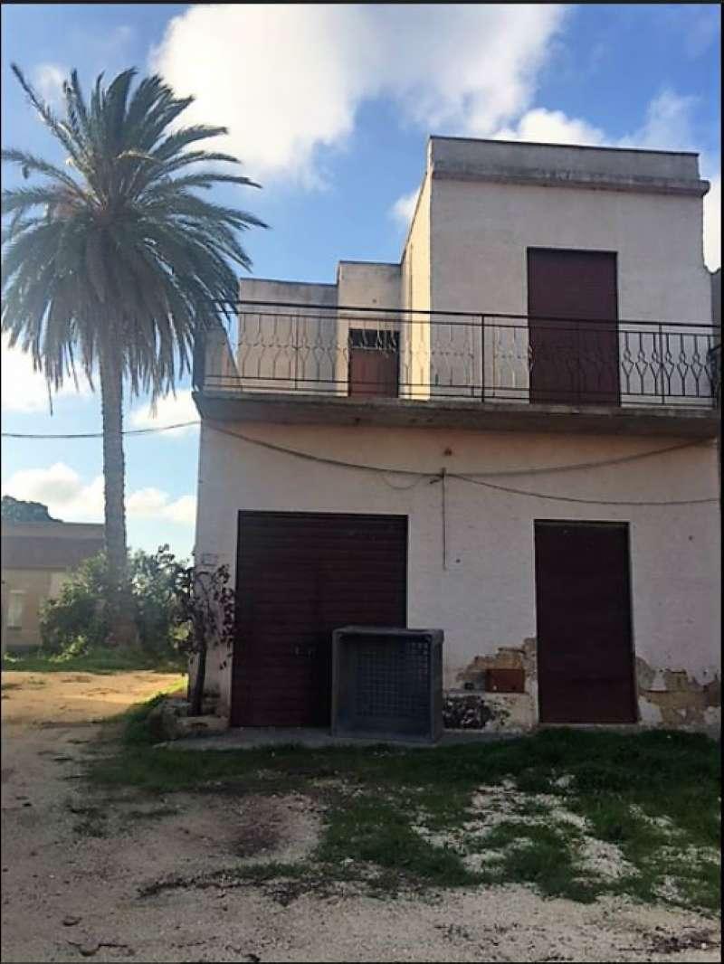 Castelvetrano Vendita CASALE / RUSTICO / CASA / CASCINA