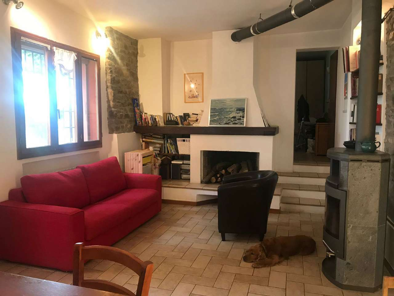 Appartamento in vendita 4 vani 86 mq.  via di sabbiuno Bologna