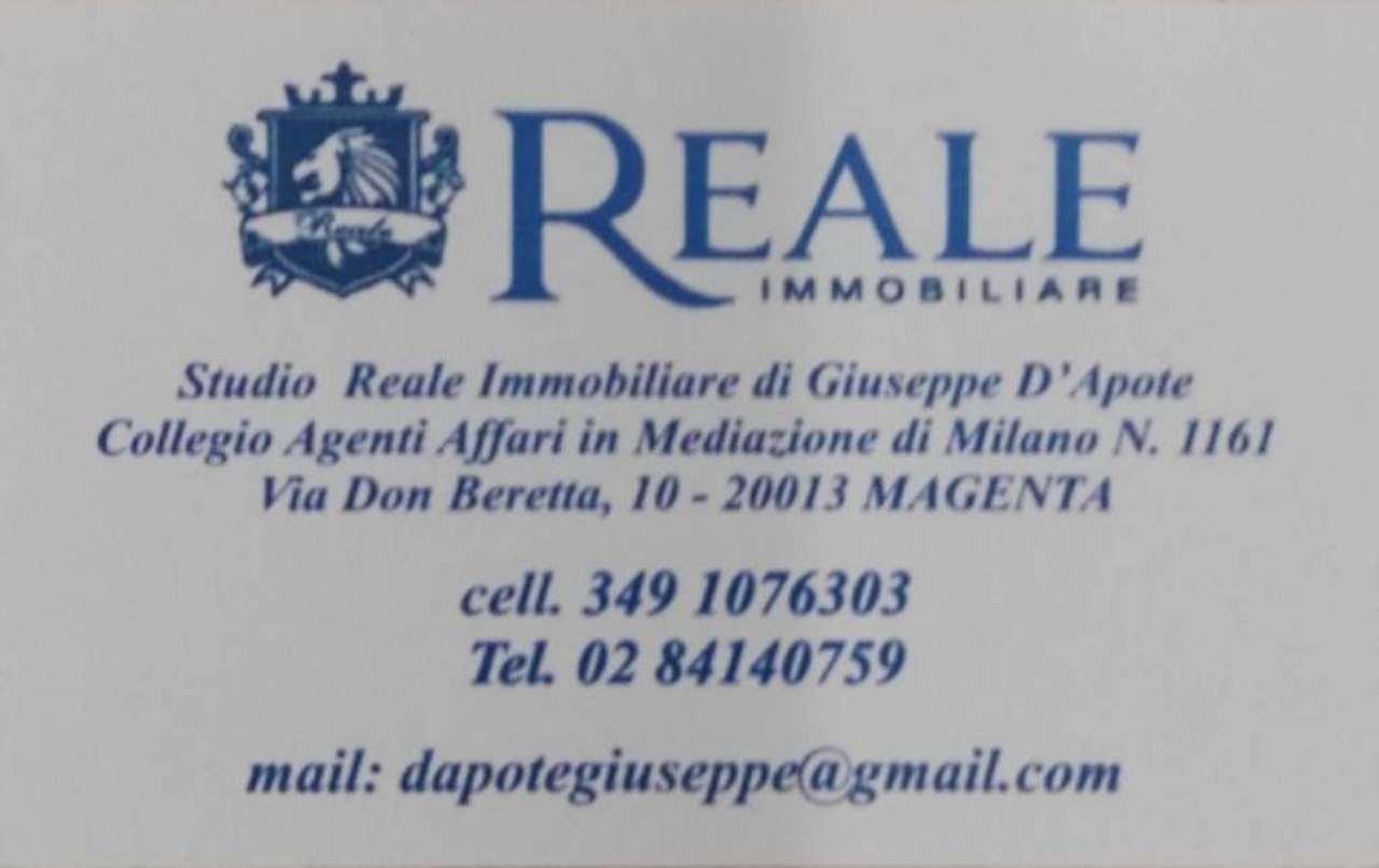 Villa a Schiera in affitto a Cuggiono, 4 locali, prezzo € 1.000 | Cambio Casa.it