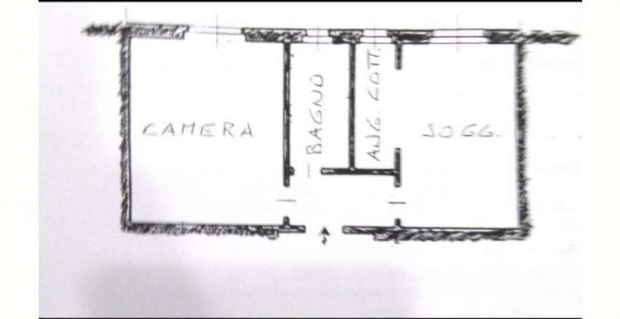 Affitto  bilocale Sedriano Via Mattei 1 1038852