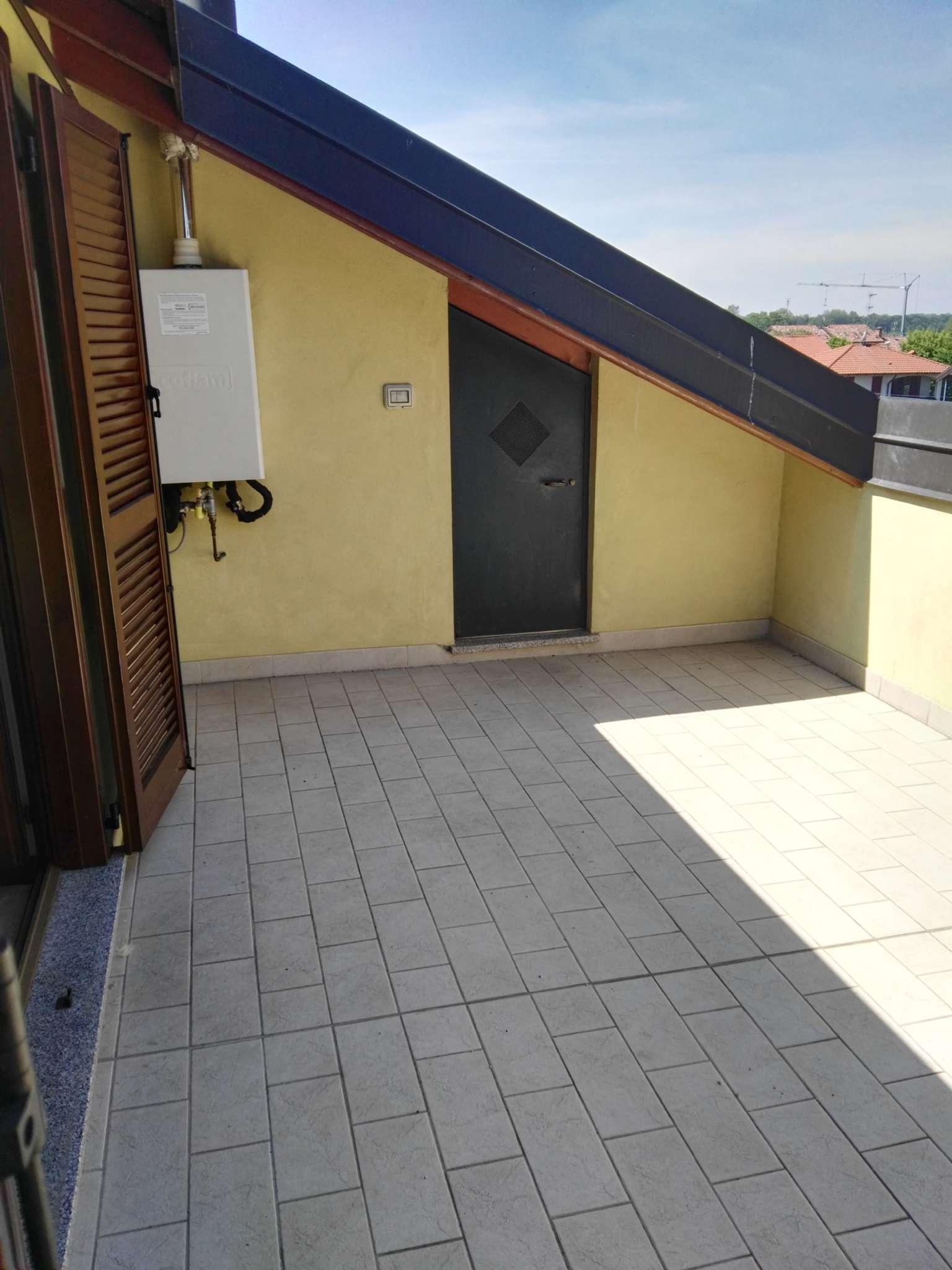 Appartamento in affitto a Bernate Ticino, 2 locali, prezzo € 420 | Cambio Casa.it