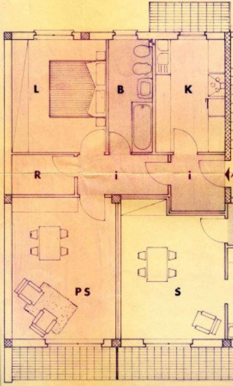 Appartamento in affitto a Sedriano, 2 locali, prezzo € 480 | CambioCasa.it