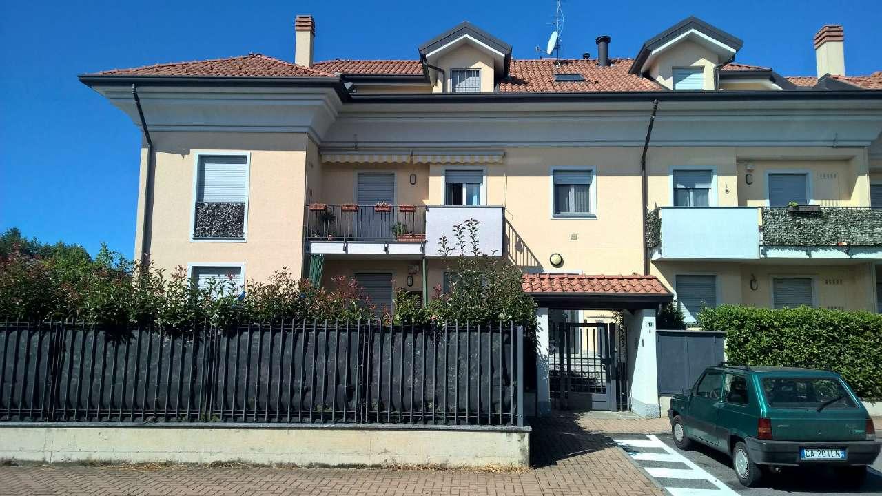 Appartamento in affitto a Santo Stefano Ticino, 1 locali, prezzo € 470   CambioCasa.it