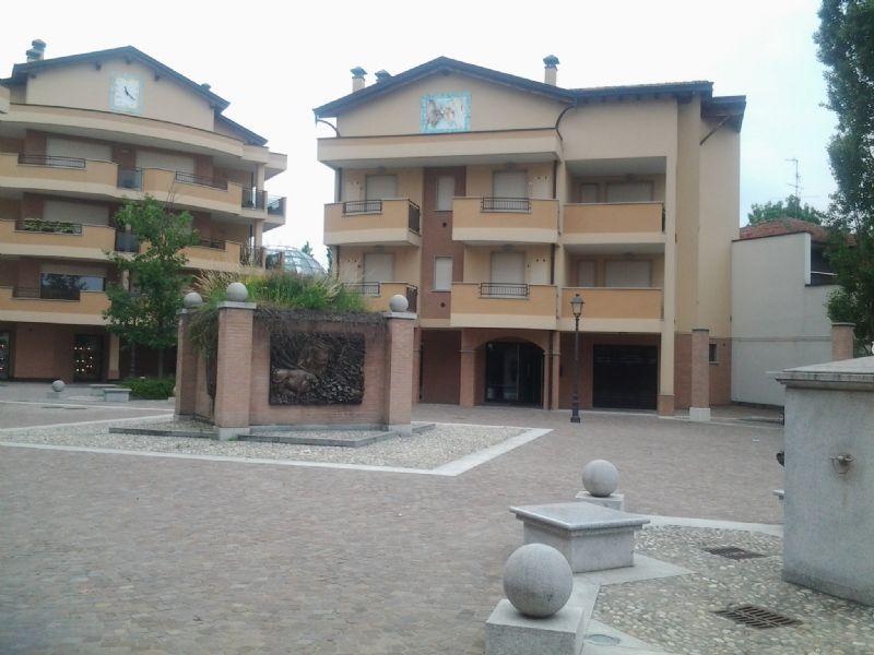 Appartamento in affitto a Santo Stefano Ticino, 2 locali, prezzo € 550 | Cambio Casa.it