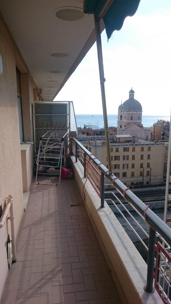 Bilocale Genova Via Opisso 2