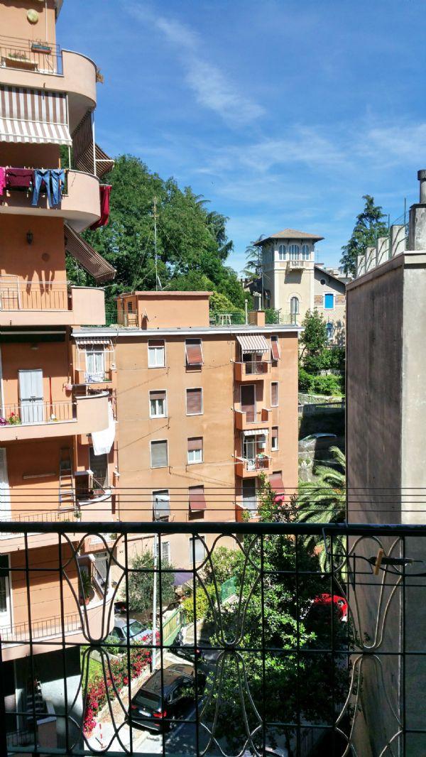 Bilocale Genova Via Rexello 1