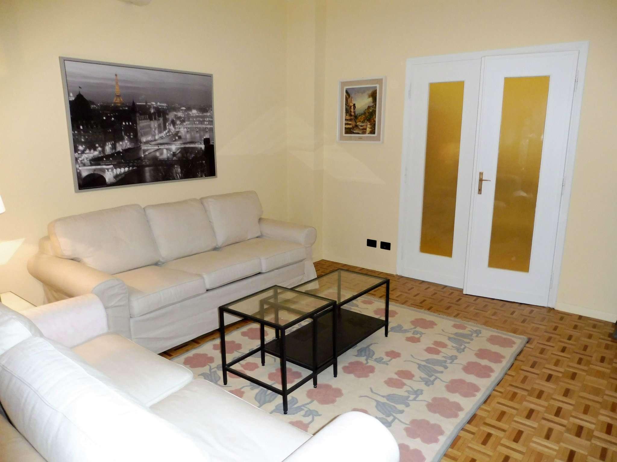 Foto 1 di Quadrilocale via San Marino, Torino (zona Santa Rita)
