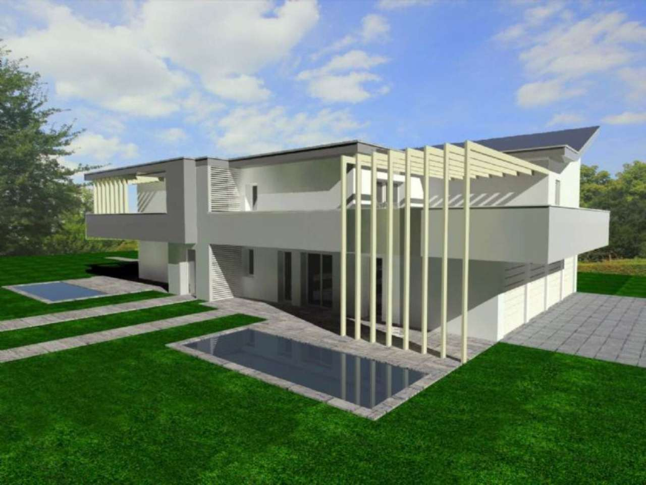 Appartamento in vendita a Silea, 6 locali, prezzo € 245.000 | Cambio Casa.it