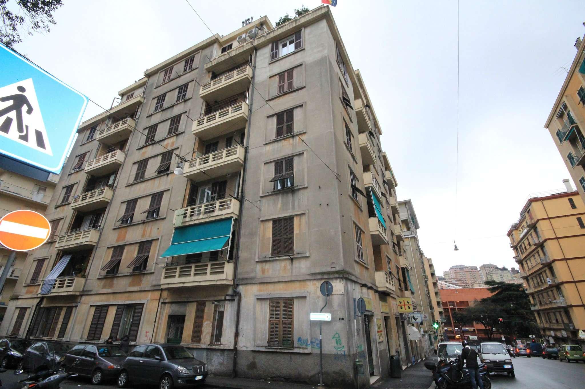 Appartamento in Vendita a Genova Semicentro: 3 locali, 60 mq