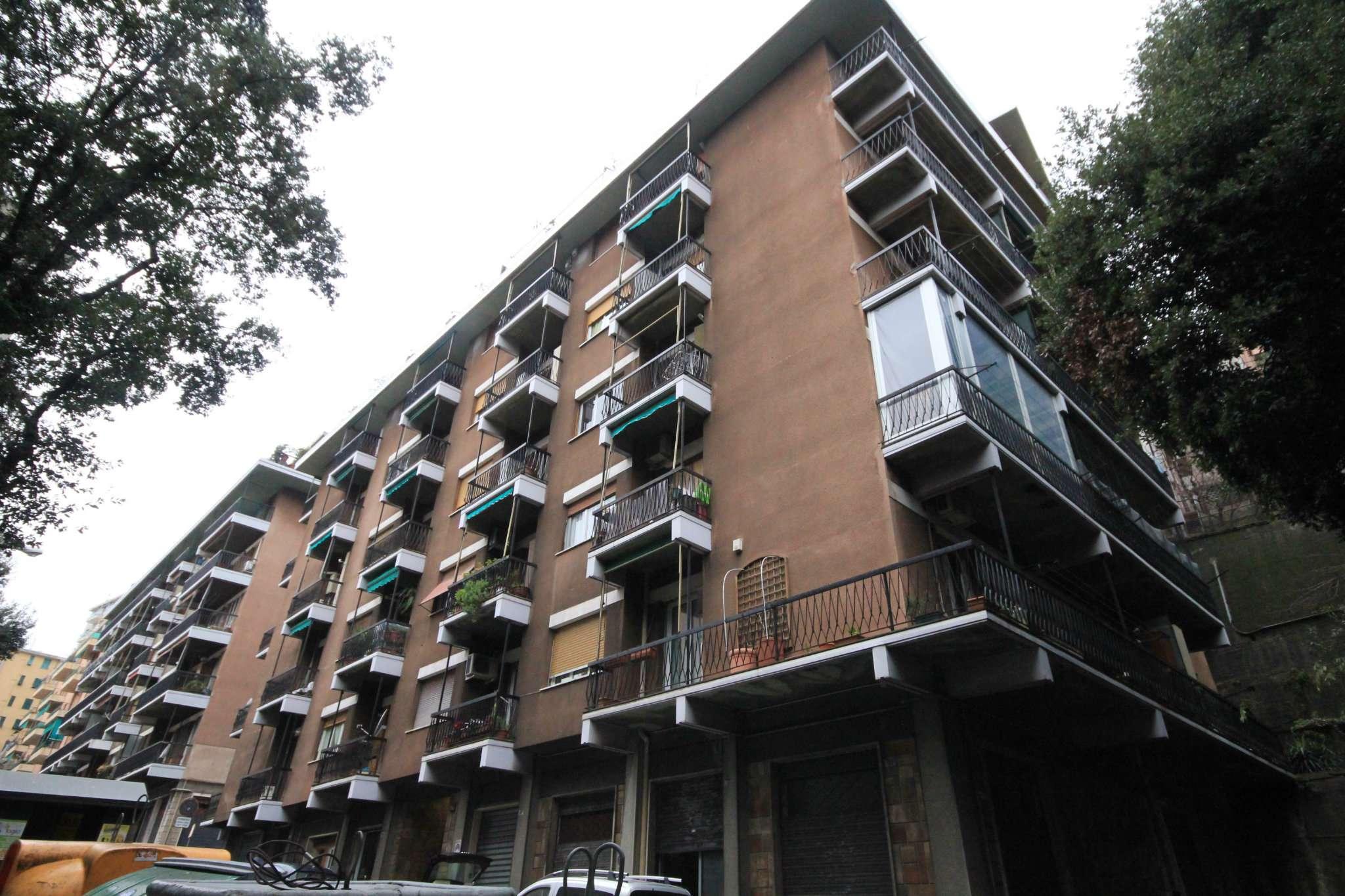 Appartamento in Vendita a Genova Semicentro: 3 locali, 50 mq