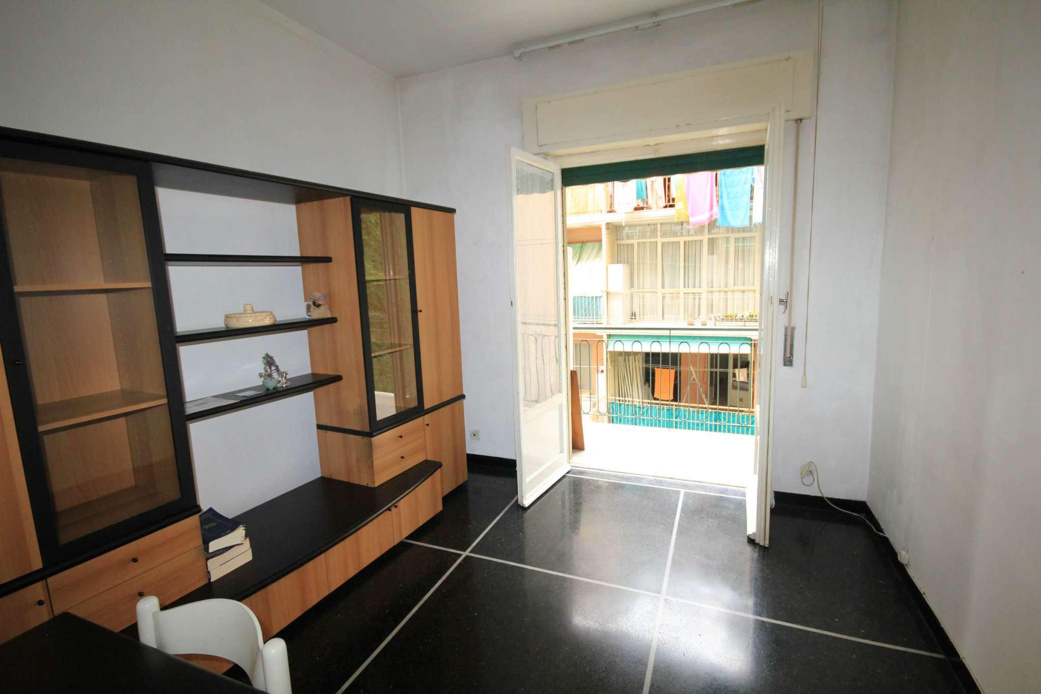 Appartamento in Affitto a Genova Semicentro Est: 3 locali, 70 mq
