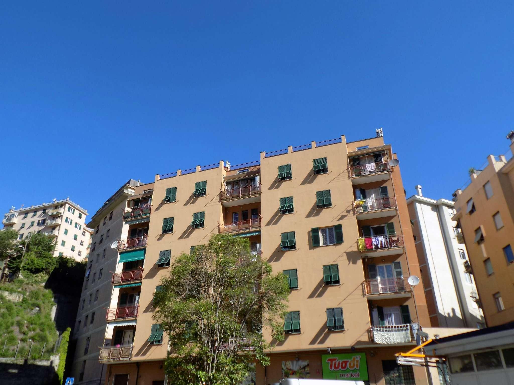 Appartamento in Vendita a Genova Periferia Nord: 3 locali, 50 mq
