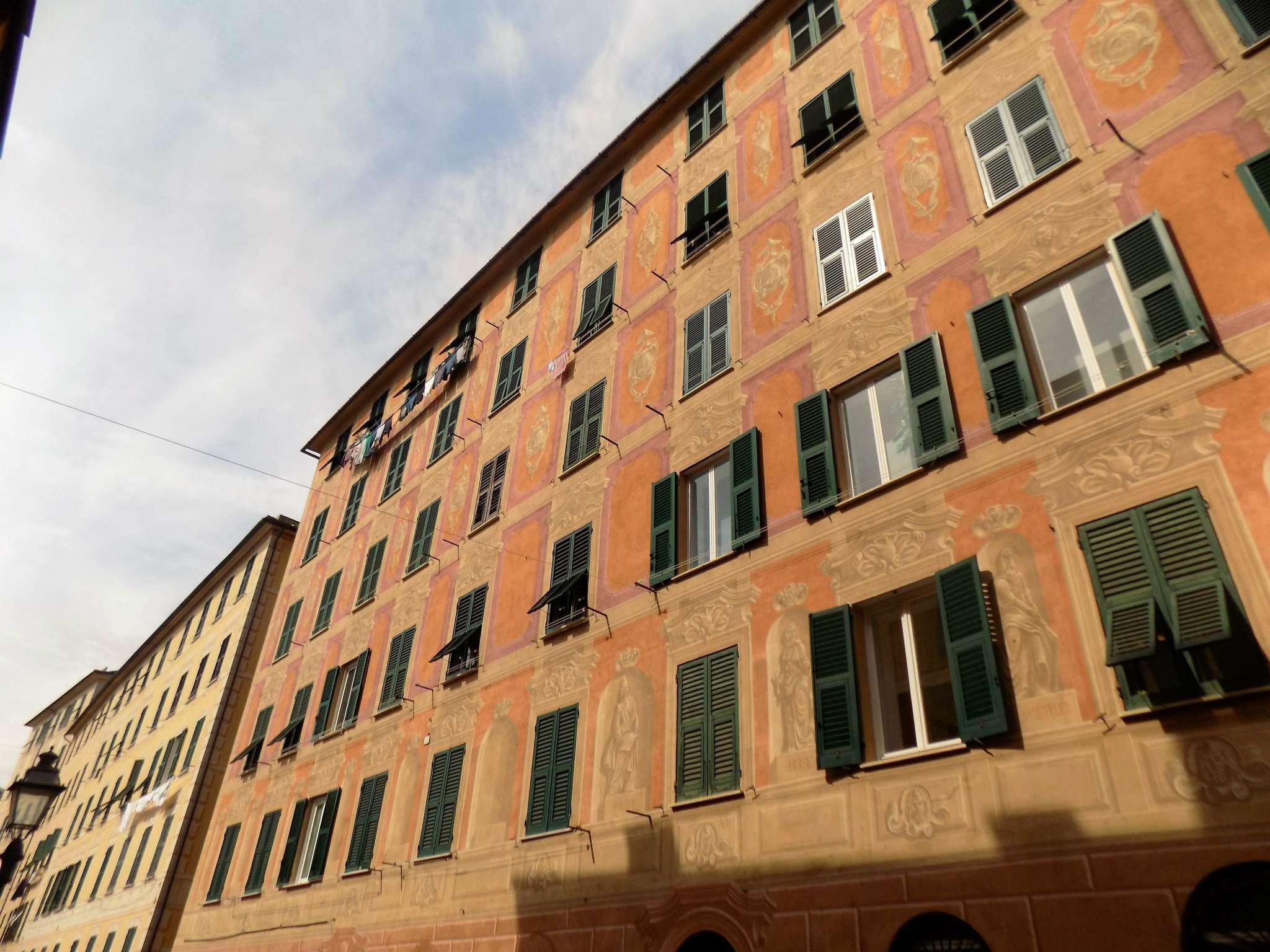 Appartamento in Vendita a Camogli Centro: 4 locali, 85 mq