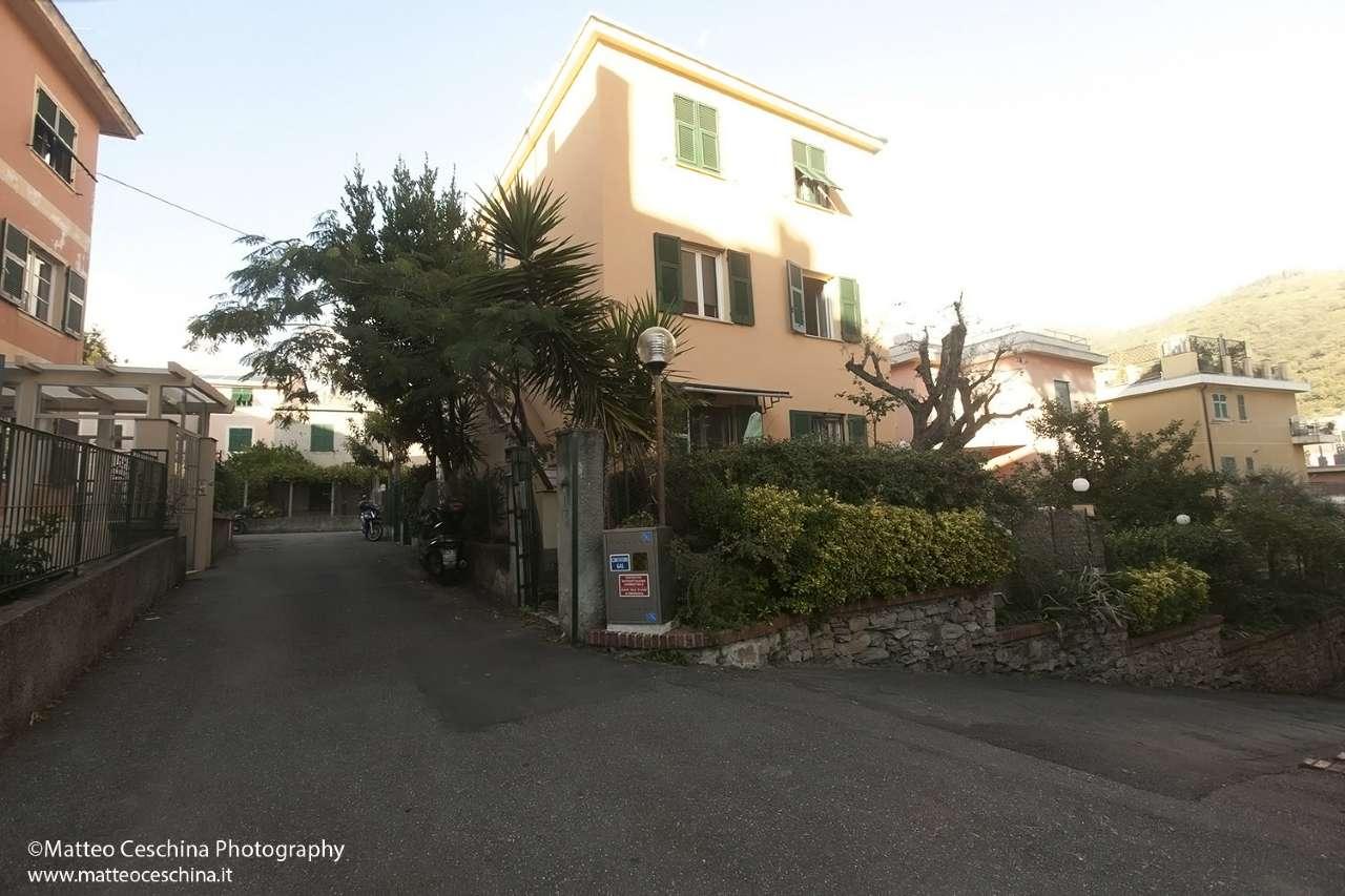 Appartamento in Vendita a Genova Semicentro Est: 5 locali, 130 mq
