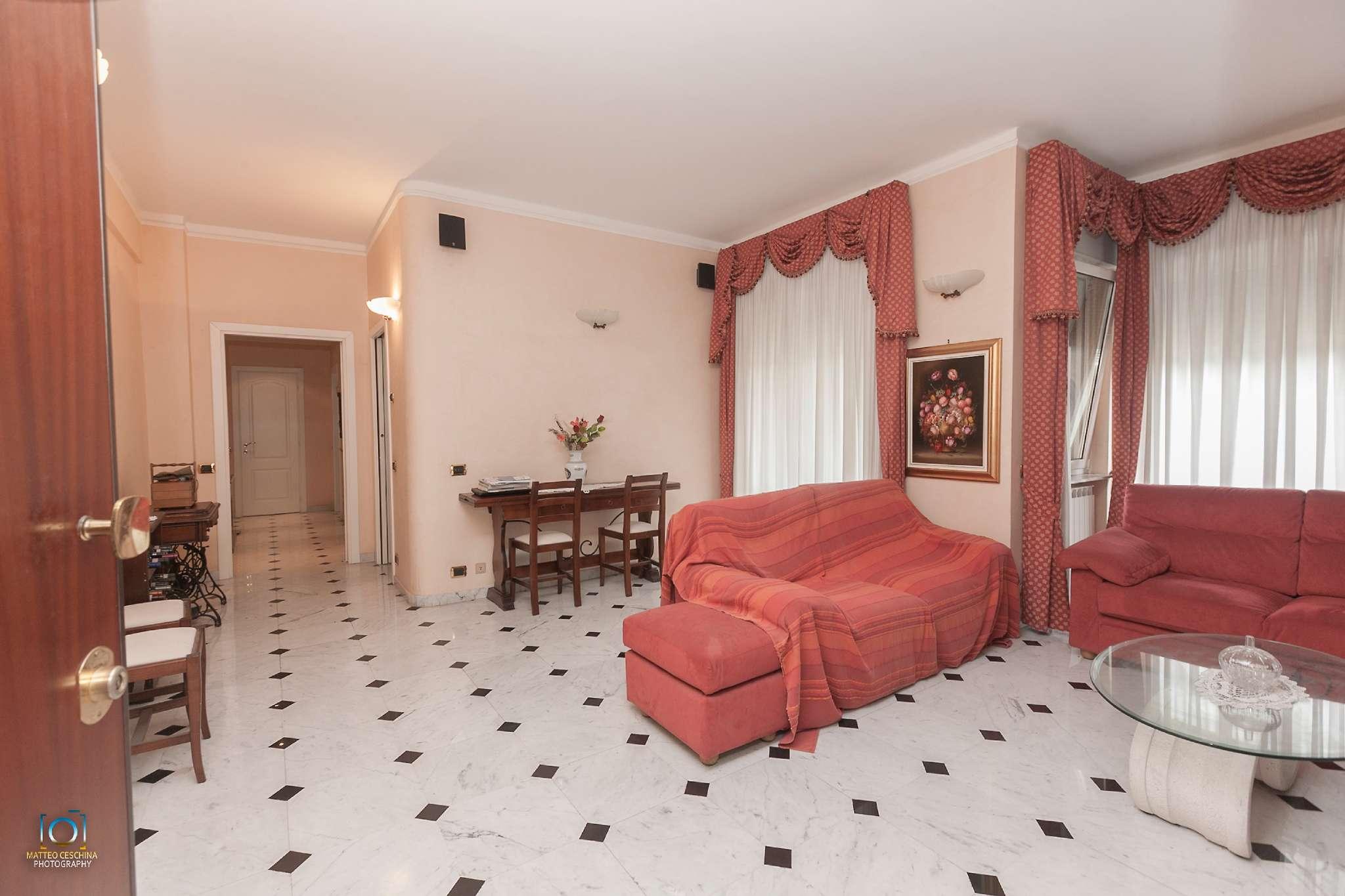 Appartamento in Vendita a Genova Periferia Nord: 5 locali, 110 mq