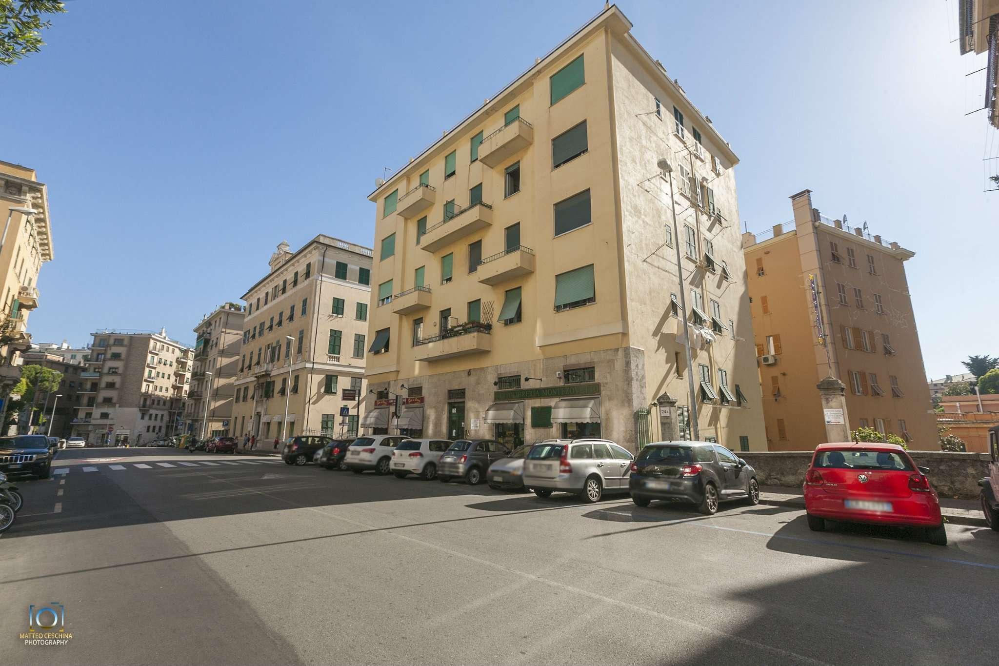 Appartamento in Vendita a Genova Centro: 5 locali, 100 mq