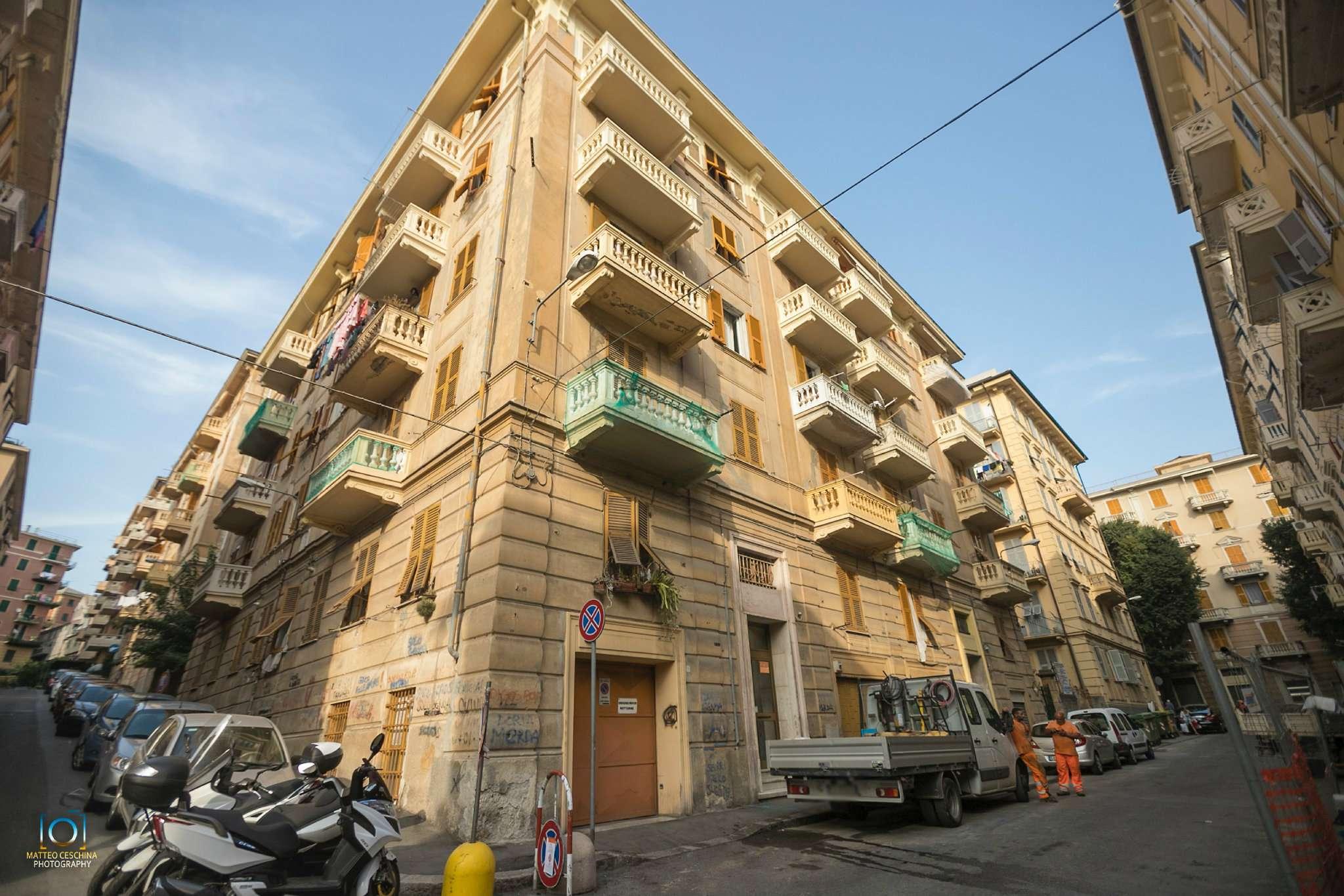 Appartamento in Vendita a Genova Semicentro Est: 3 locali, 65 mq