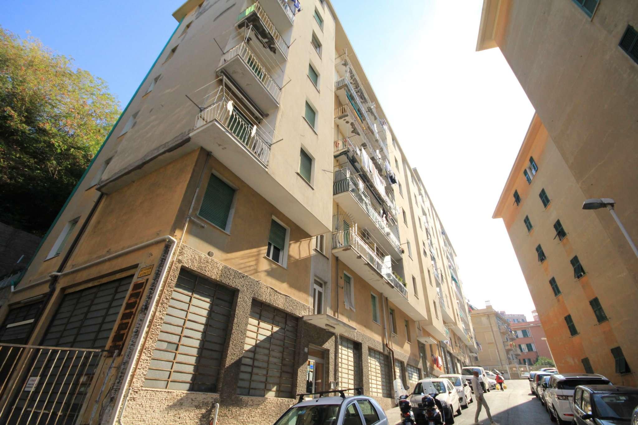 Appartamento in Vendita a Genova Semicentro Ovest: 4 locali, 80 mq