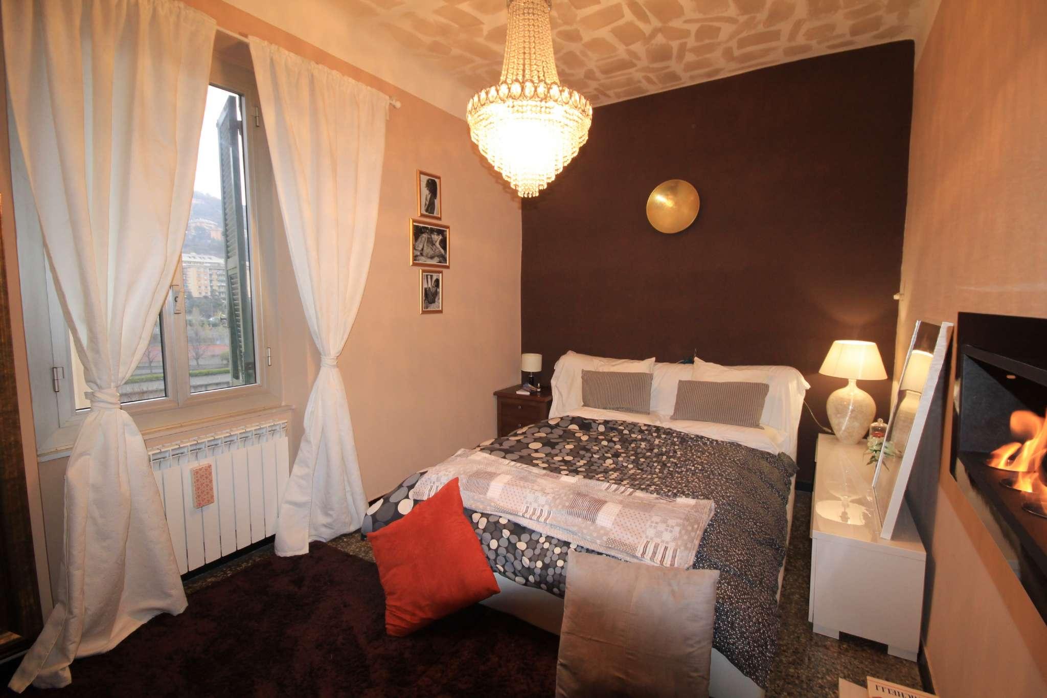 Appartamento in Vendita a Genova Semicentro Nord: 3 locali, 60 mq