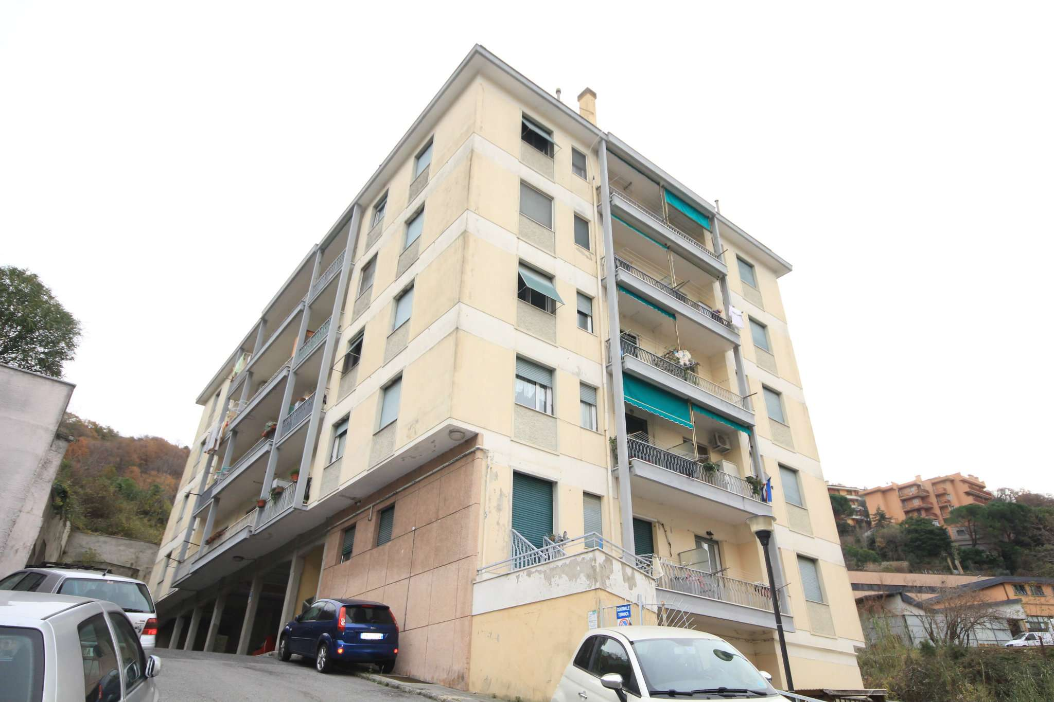 Appartamento in Vendita a Genova Periferia Nord: 3 locali, 60 mq