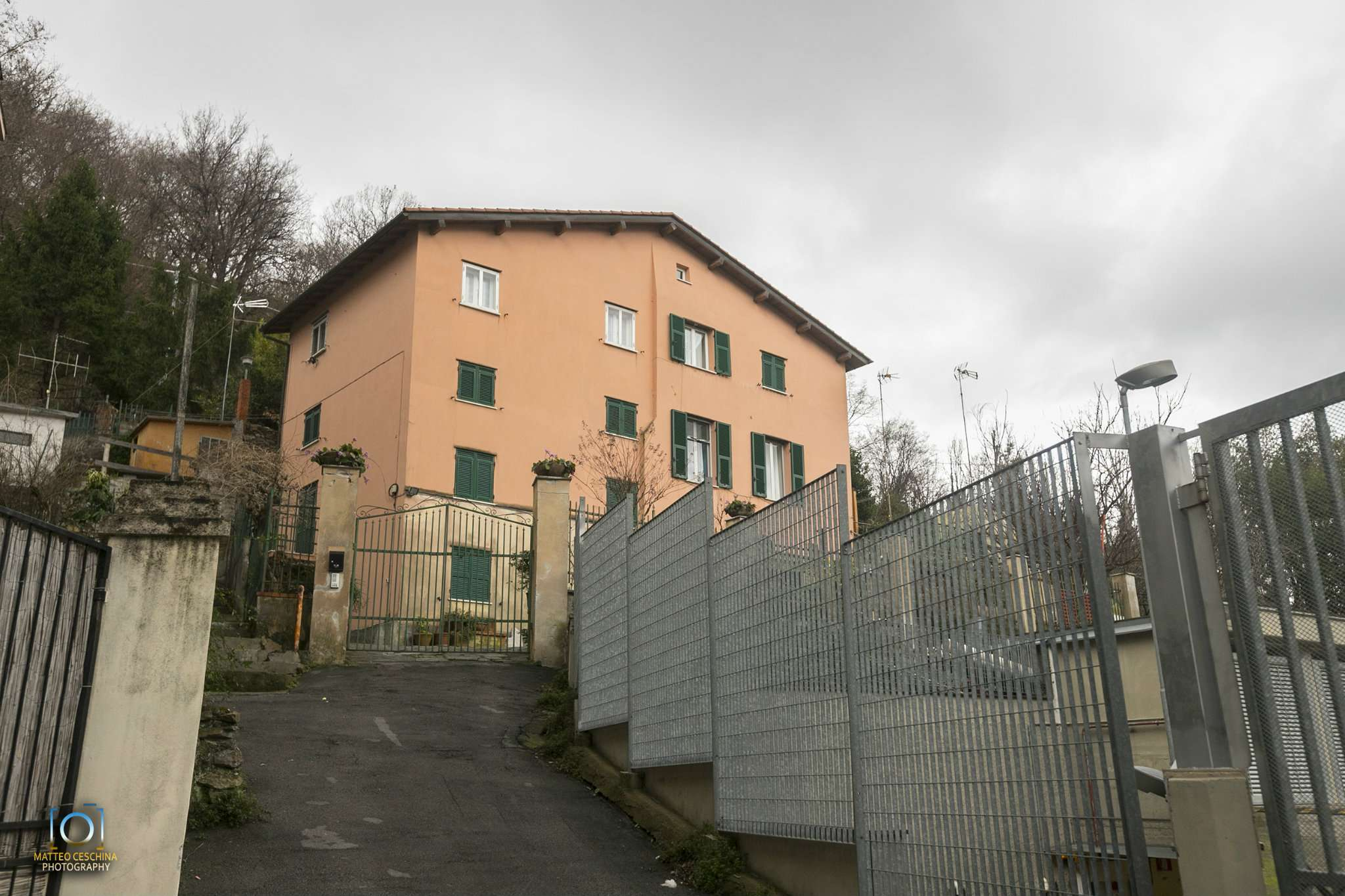 Appartamento in Vendita a Genova Semicentro Nord: 4 locali, 80 mq