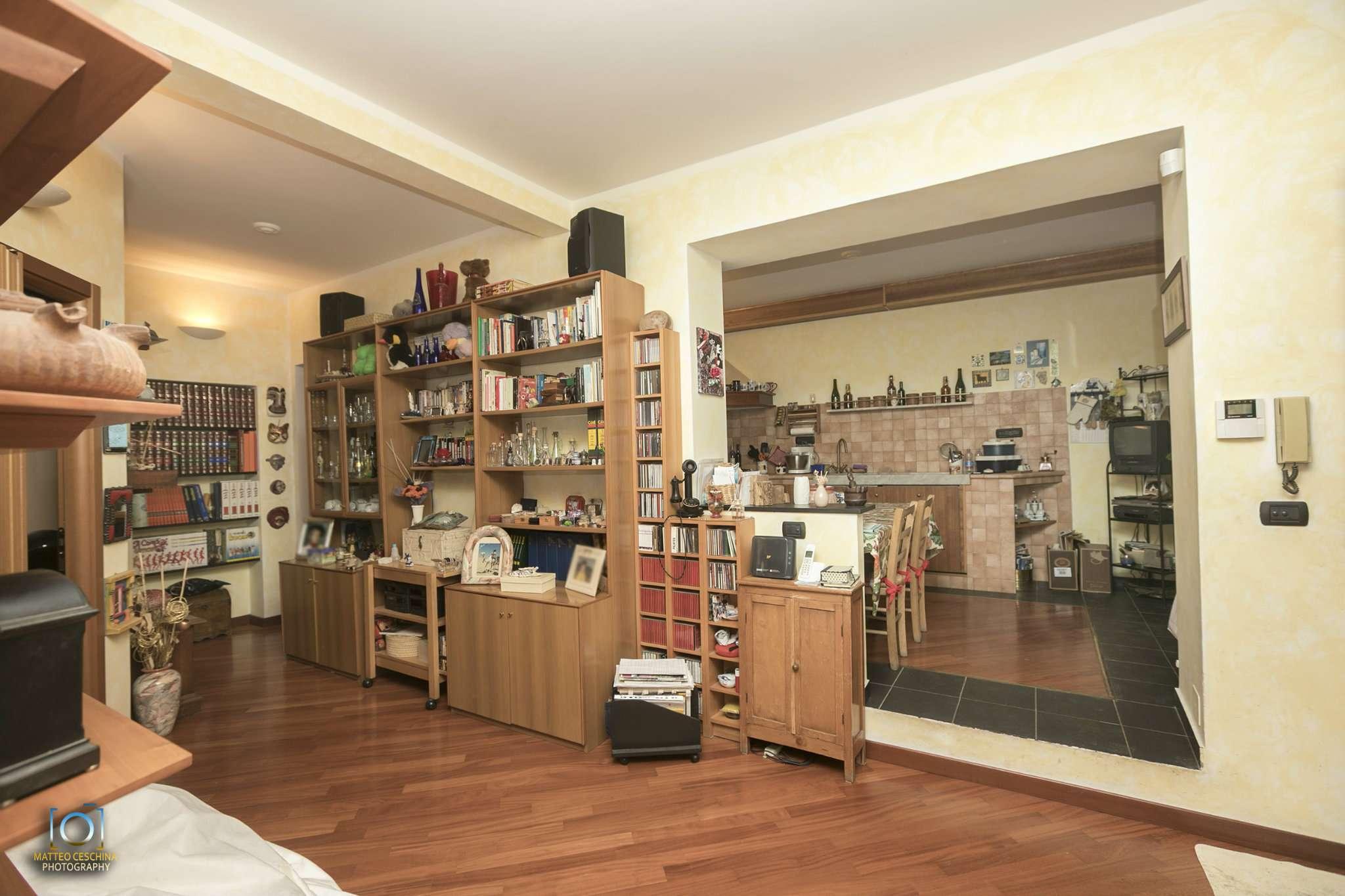 Appartamento in Vendita a Genova Semicentro Nord: 4 locali, 70 mq