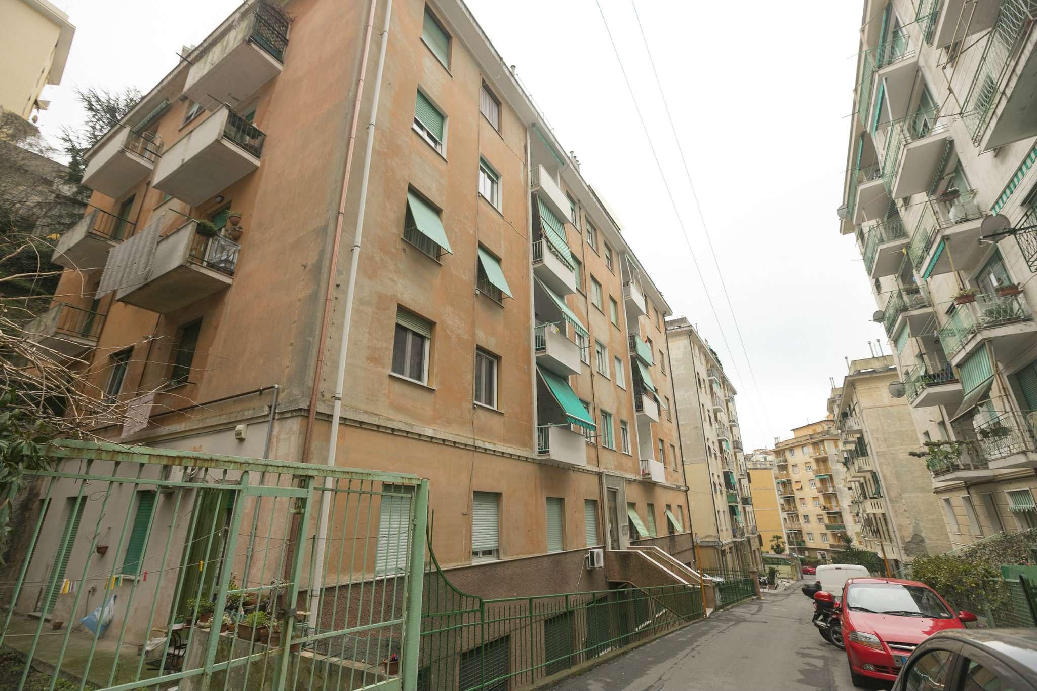 Appartamento in Vendita a Genova Semicentro Ovest: 3 locali, 70 mq