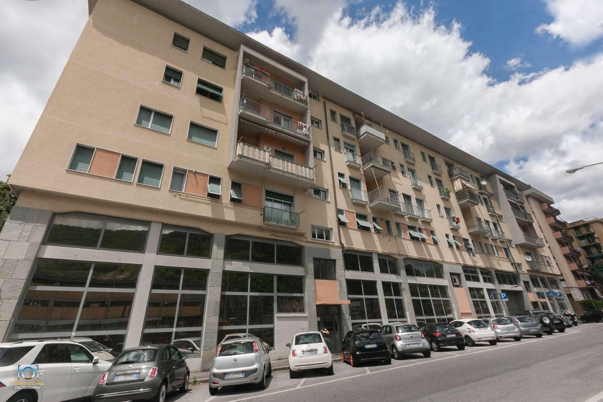 Appartamento in Vendita a Genova Periferia Nord: 5 locali, 105 mq
