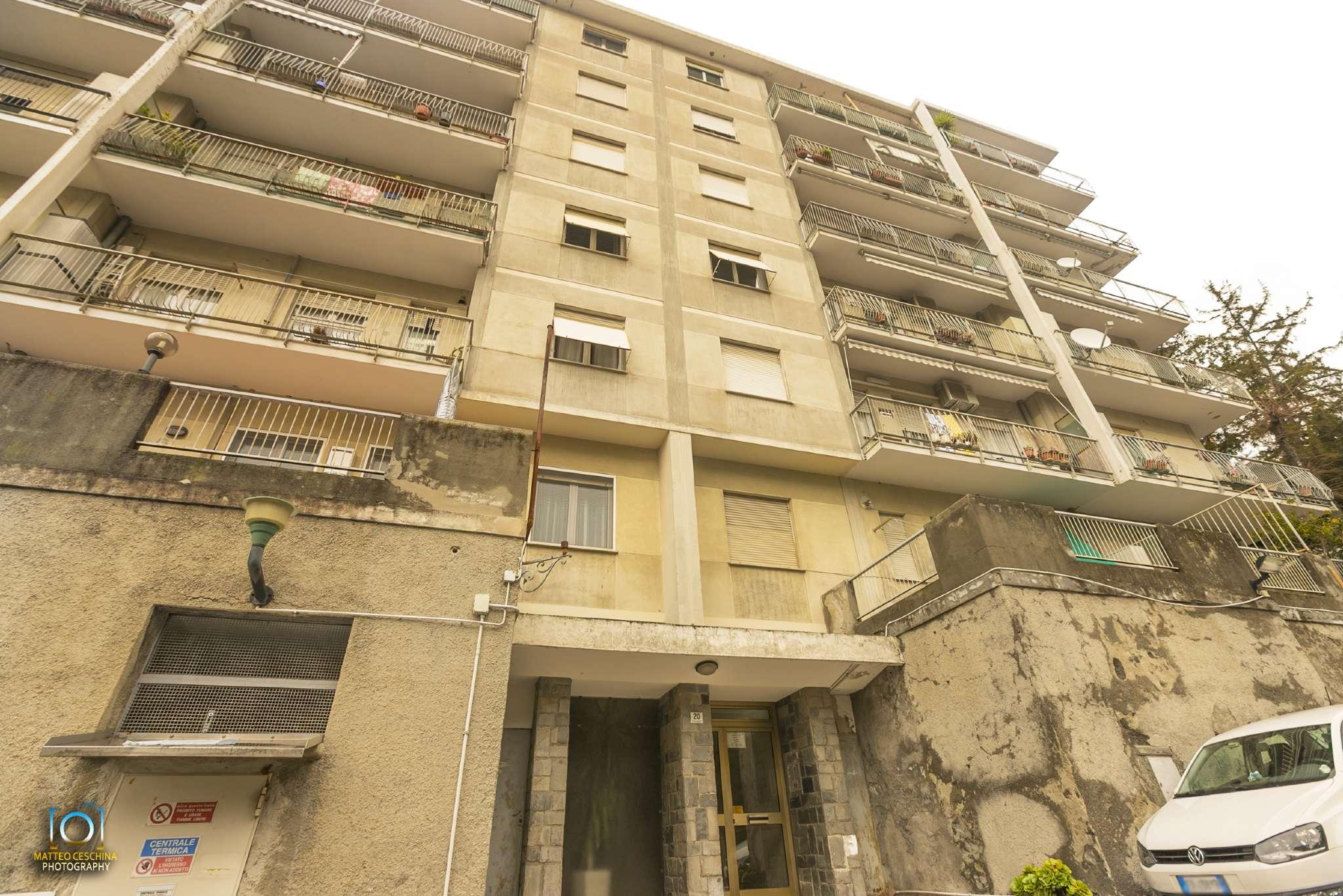 Appartamento in Vendita a Genova Semicentro: 2 locali, 50 mq