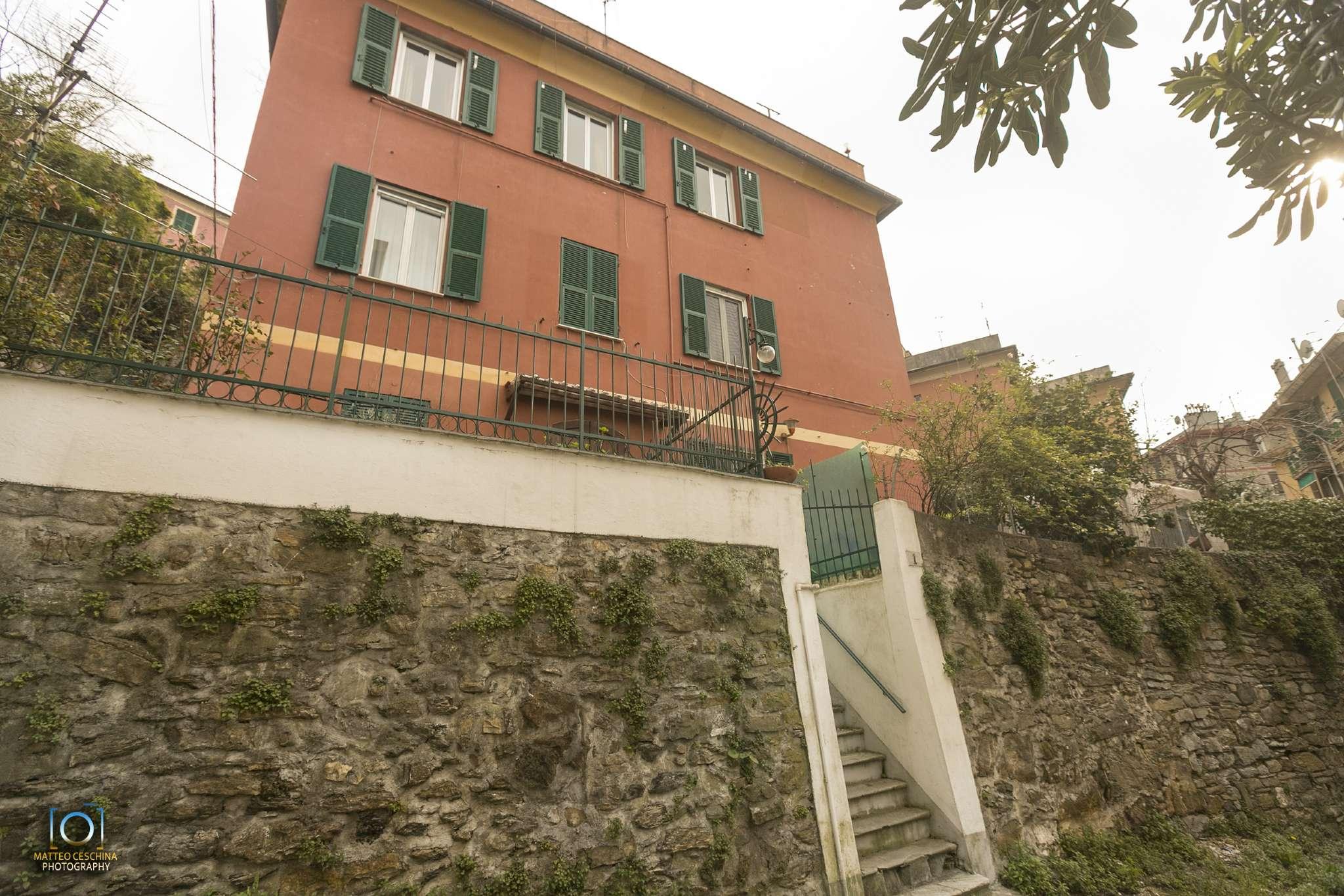 Appartamento in Vendita a Genova Semicentro: 3 locali, 65 mq